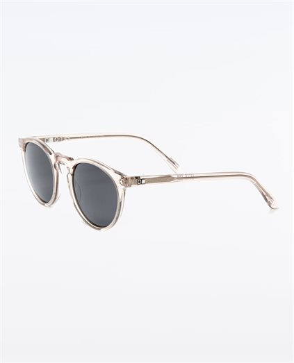Omar Eco Clear Smokey Blue Sunglasses