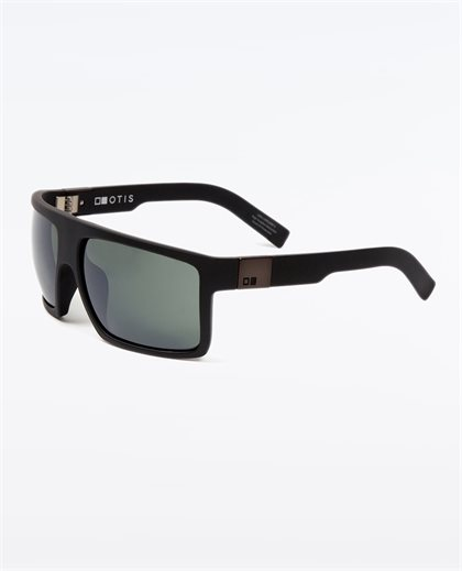 Capitol Reflect Matte Black Sunglasses