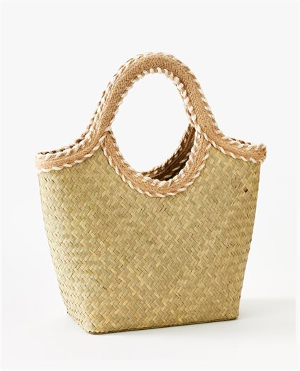 Leilani Straw Bag