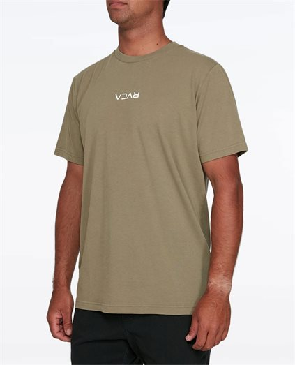 RVCA Mini Flipped SS Tee