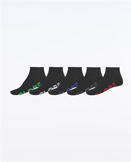 Stealth Ankle Sock 5 Pack