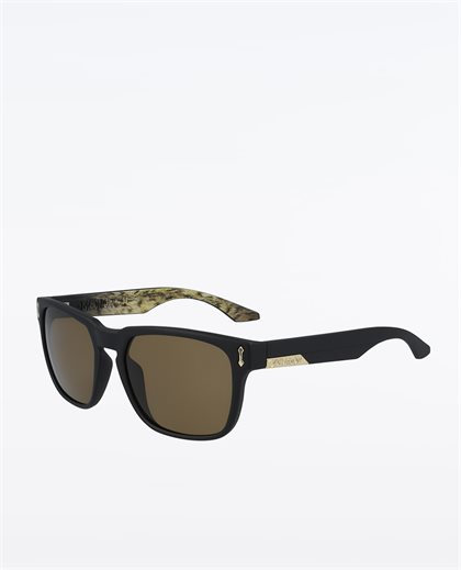Monarch Matte Black Sunglasses