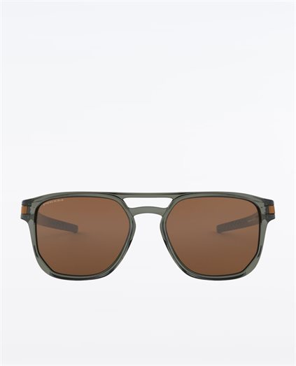 Latcha Beta Olive Ink Prizm Sunglasses