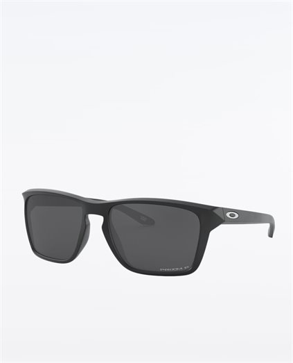 Sylas Matte Black Prizm Polarised Sunglasses