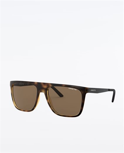 Chapinero Matte Dark Havana Brown Sunglasses