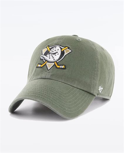 Anaheim Ducks Moss 47 Clean Up