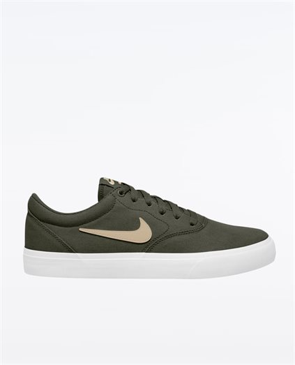 Nike SB Charge Canvas Khaki