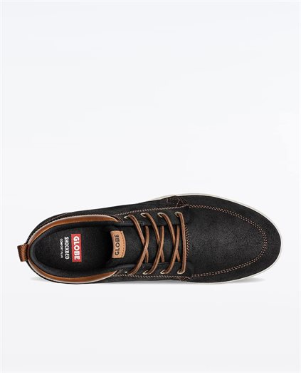 Gs Chukka Black Toffee/Antique