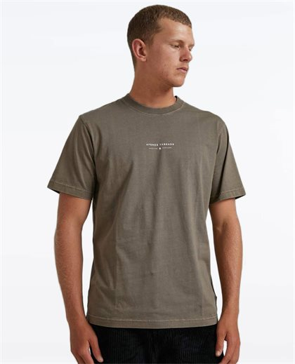 Kicked Out Retro Fit Tee