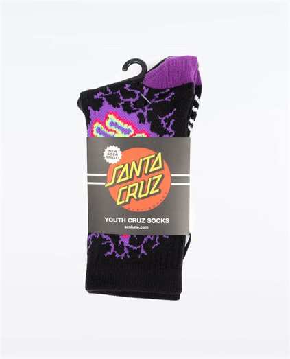 Youth Electro Hand Sock 2Pk