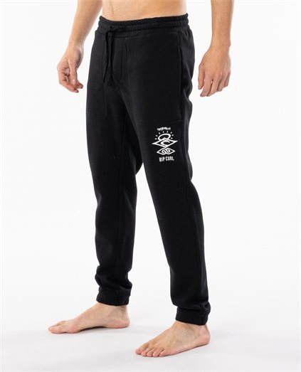 Search Logo Pant - Black