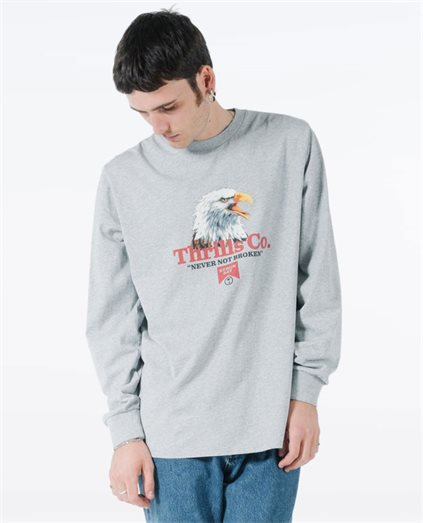Talla Merch Fit Long Sleeve Tee