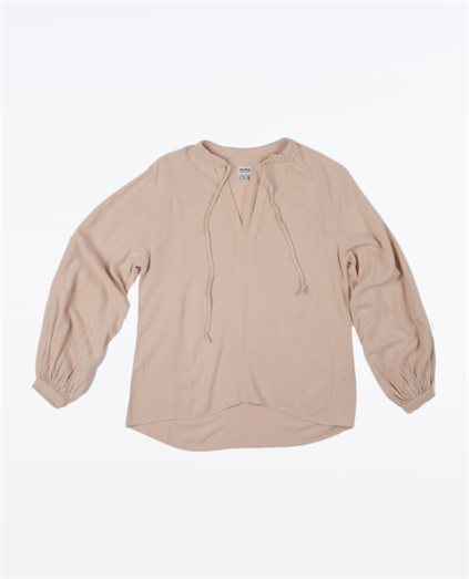 Relaxed L/S Shirt