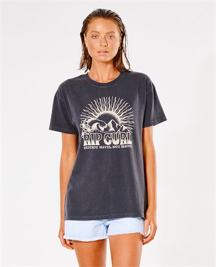 Cosmic Search Oversized Tee