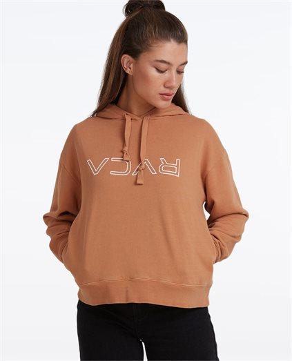 RVCA Flipped Pigment Hood