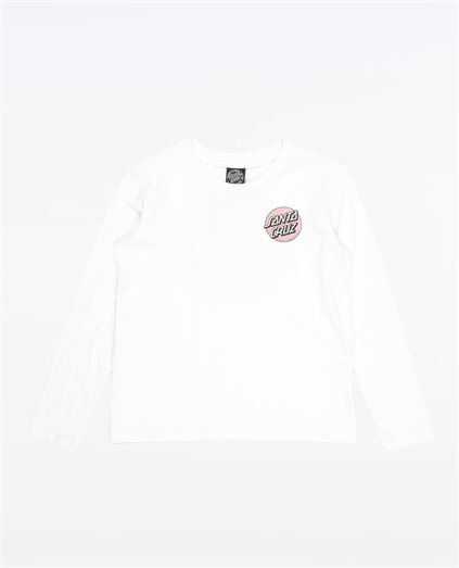 Girls Other Dot L/S Tee
