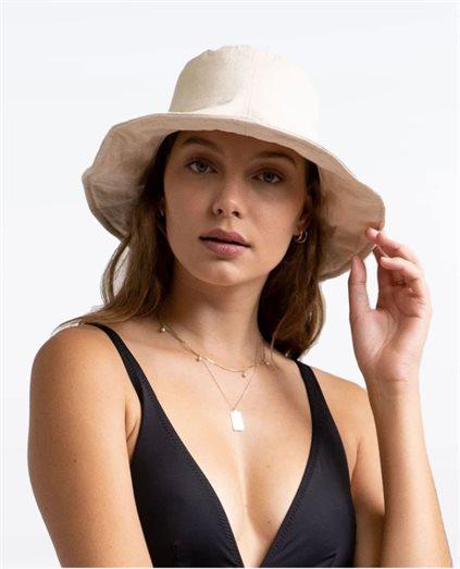 Sunny Days Canvas Bucket Hat