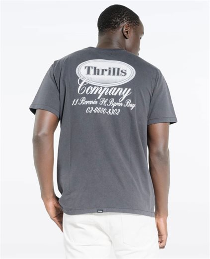 Troubled Paradise Merch Fit Tee