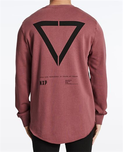 Rise Dual Curved Sweater