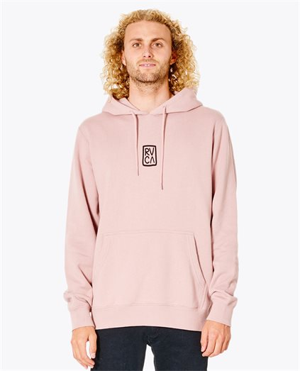 Stacker Pull Over - Pale Mauve (Smu