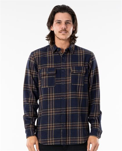 Griffen Long Sleeve - Navy