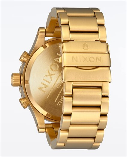 51-30 Chrono All Gold Red