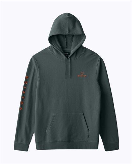Alpha Vertical Hooded Pullover