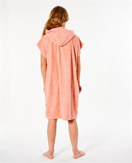 Script Hooded Towel-Girl
