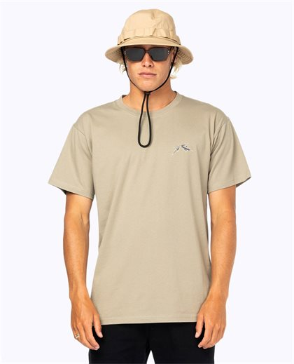 The Snapper Short Sleeve Tee - Cove