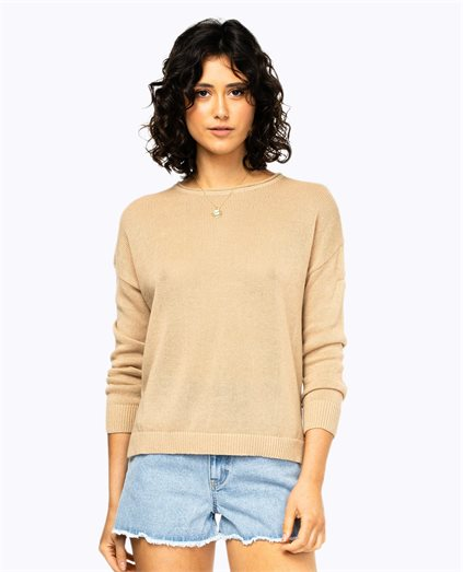 Surface Crew Neck Knit