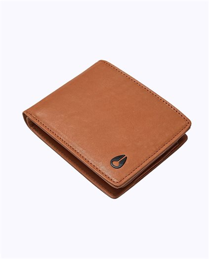 Pass Leather Wallet