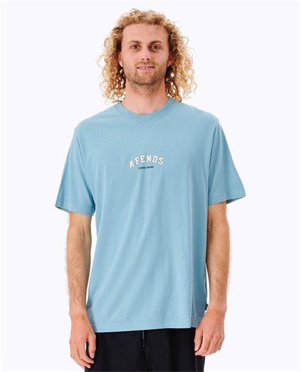 At Ease Recycled Retro Fit Tee